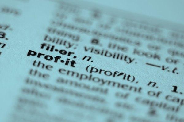 Entender la diferencia entre ganancia y margen de ganancia mejora en gran medida la visión del propietario de la empresa en sus costos operativos.