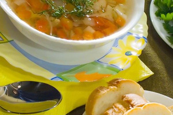 La sopa es antigua como la misma cocina.