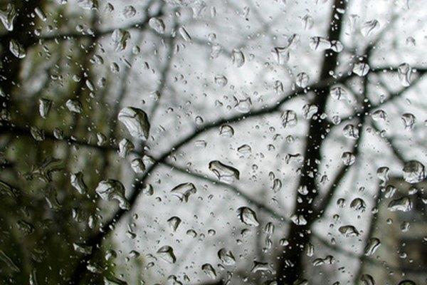 La lluvia puede ser observada, medida y demostrada en cualquier ambiente de aula.
