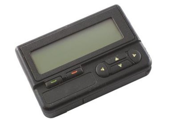Free pager services are available online with different features, depending on the company.
