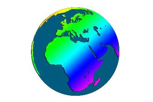 Partes de África y América del Sur se encuentran en la zona templada del sur.