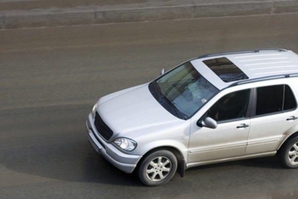 Mercedes SUV Clase M