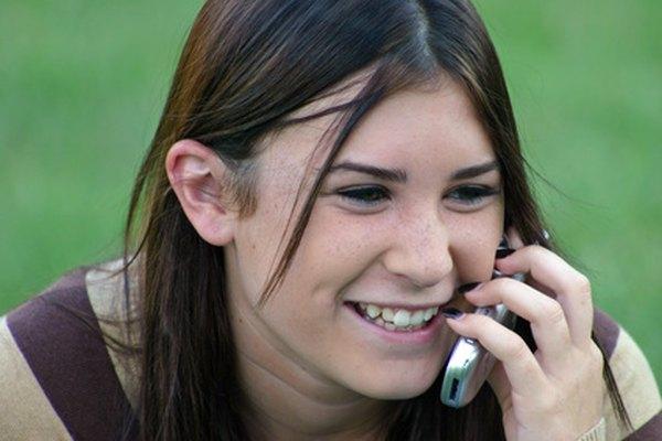 Explica a los niños cómo funcionan los teléfonos celulares.
