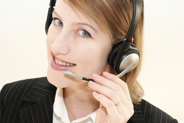 Los agentes de servicio al cliente ayudan a las empresas a conectarse con sus clientes.