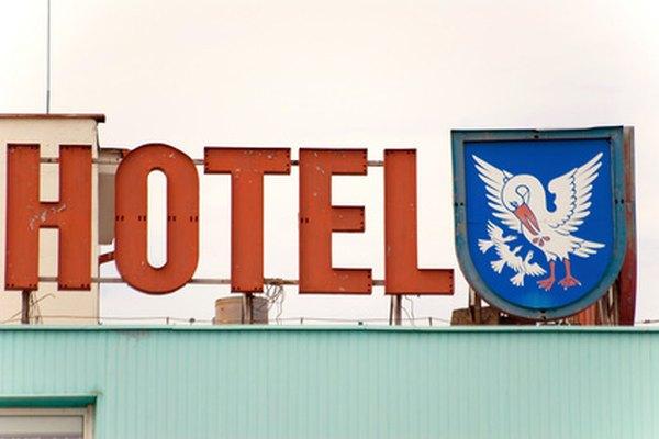 Todo hotel ofrece varias oportunidades de empleo.