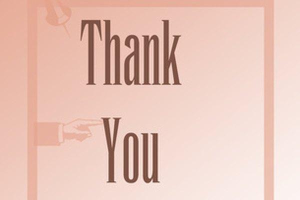 Enviar notas de agradecimiento a familiares muestra tus buenos modales.