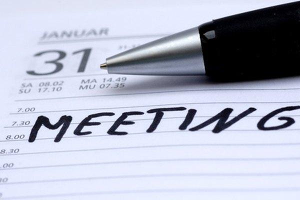 Las minutas de las juntas no son sólo un conjunto de notas, conn frecuencia son documentos legales formales.