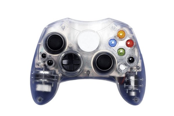 How to Use an XBox 360 Steering Wheel With an XBox | It
