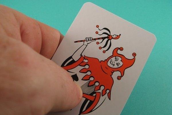 Sostener un joker por lo general significa tener una mano ganadora.