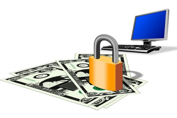 Secure websites help protect your money from thieves.