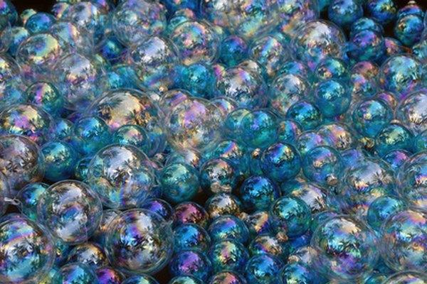 Las burbujas son iguales a fugas.