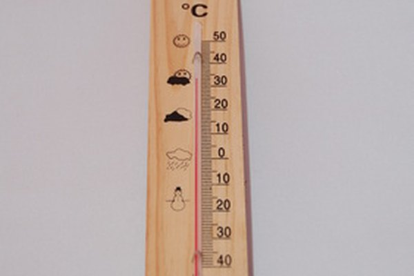 Las leyes federales requieren temperaturas saludables en el lugar de trabajo.