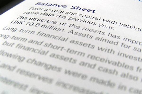 Las cuentas por pagar son una partida del balance general ya que proporcionan información sobre un punto en el tiempo.