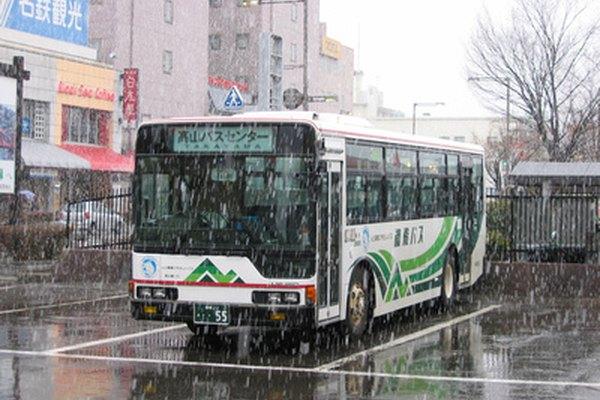 Los autobuses varían en tamaño y peso, pero generalmente se dividen entre ciertos tamaños.