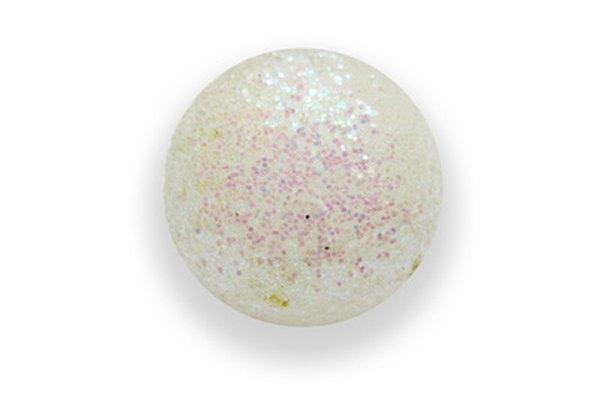 Una esfera que puedes crear en un molde.