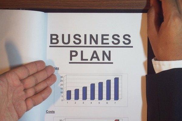 Los planes de negocios globales definen la misión y procedimientos.