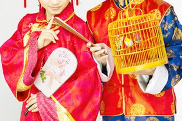 El color rojo es muy importante para la cultura china.