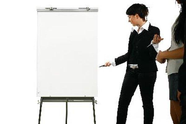 Presentación visual.