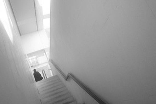 Las escaleras son planos inclinados