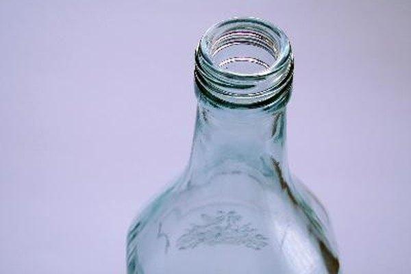 ¿Por qué los niveles de agua en las botellas cambian el sonido?