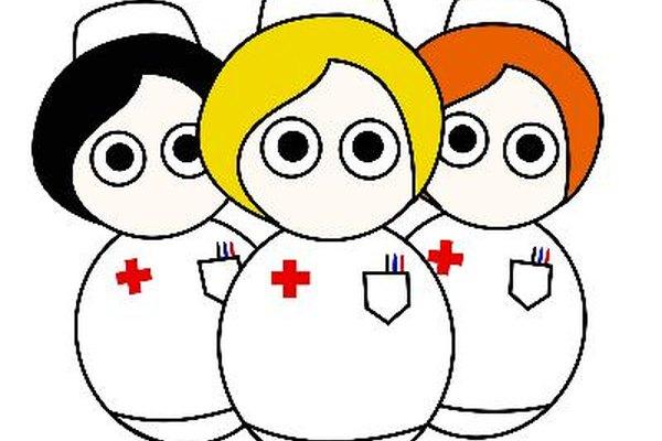 Enfermeras.
