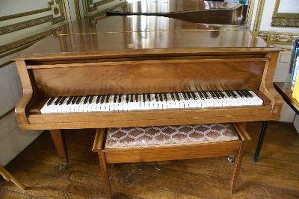 Pianos Wurlitzer.