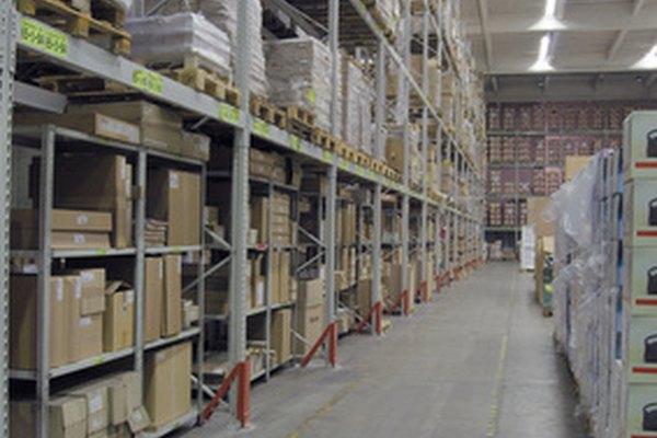 Las empresas usan muchos métodos distintos para manejar y controlar su inventario.