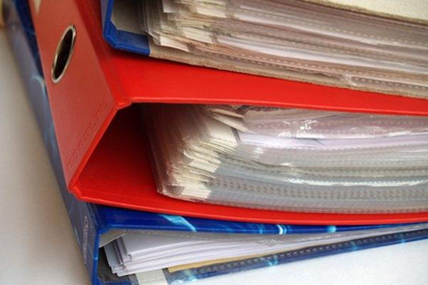 Documentos del sistema de calidad.
