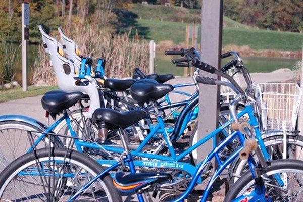 Aprende más sobre los materiales usados para fabricar bicicletas.