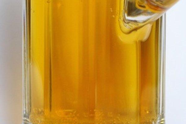 Los vasos congelados convierten a la cerveza en una delicia.