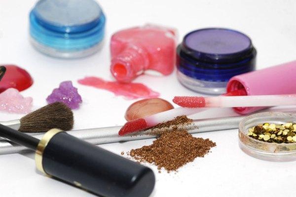 La industria cosmética es muy rentable.