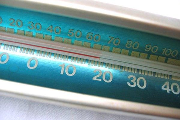 Las actividades del salón de clases pueden ayudar a los niños de jardín de infantes a entender las medidas de temperatura.