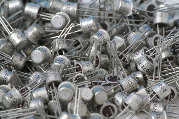 Los transistores de efecto de campo hacen posibles los modernos circuitos integrados.