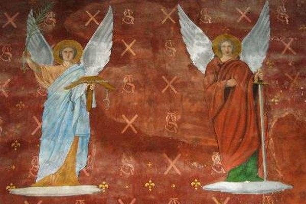 El mural puede ser usado con fines religiosos.