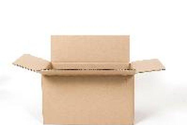 Puede que lo dudes, pero realmente ayudarás al ambiente si reutilizas esa caja.