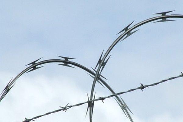 Las prisiones de Indiana albergan una serie de presos.