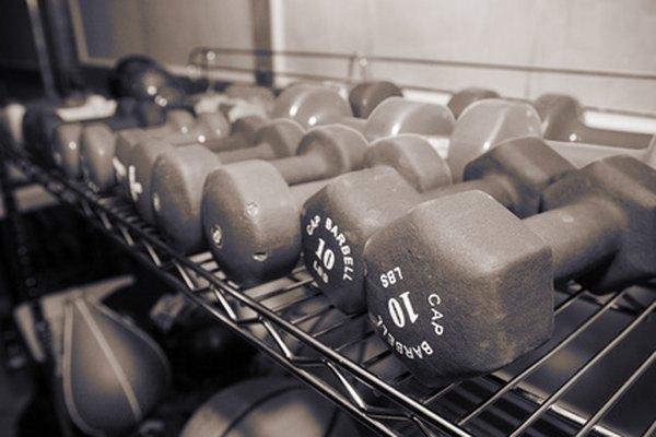 Con un poco de iniciativa, puedes obtener ganancias de la aptitud física.