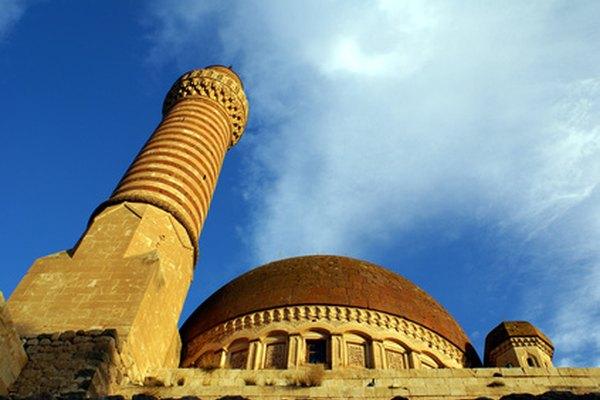 Las cúpulas son elementos comunes en muchos estilos arquitectónicos regionales.