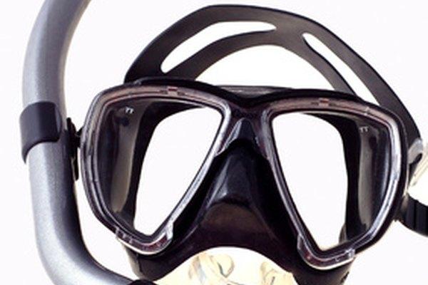Equipo para hacer snorkel.