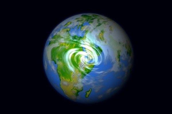 Muchos de los recursos naturales importantes se encuentran en la corteza terrestre.
