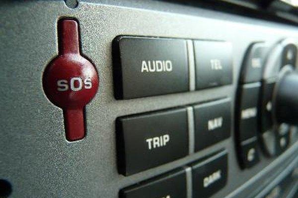 Los códigos de seguridad son un sistema antirobo común en las radios de los automóviles.