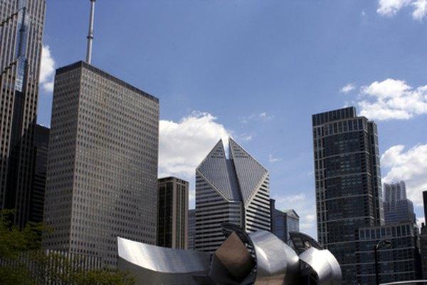 Las corporaciones son algunas de las mayores empleadoras en los Estados Unidos.