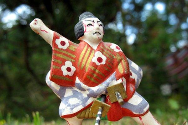 Los japoneses utilizaron un arco muy similar al de los ingleses.