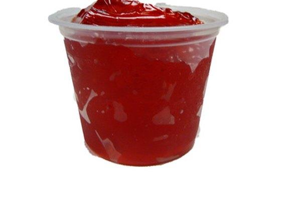 La gelatina se puede utilizar en la ciencia, así como para cocinar.