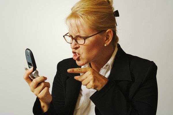El abuso verbal puede ser una forma de acoso laboral.