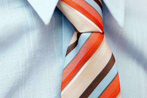 Las corbatas pueden no ser necesarias en algunos lugares de trabajo.