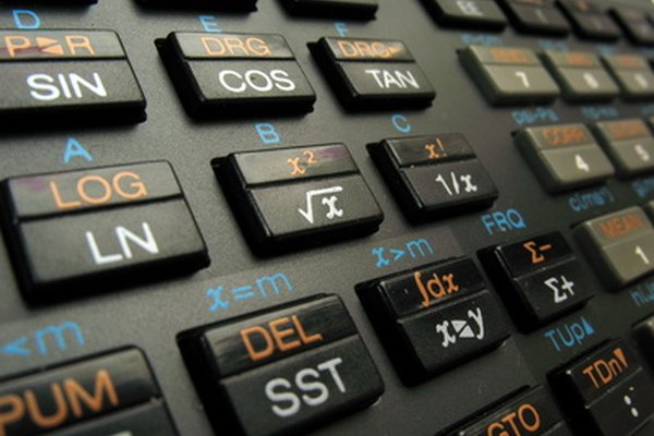 The HP 12C adds financial functions to the basic arithmetic functions of a calculator.