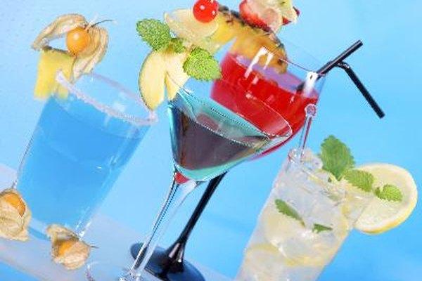 Hay varias herramientas para el bar que tienen usos diferentes y específicos.