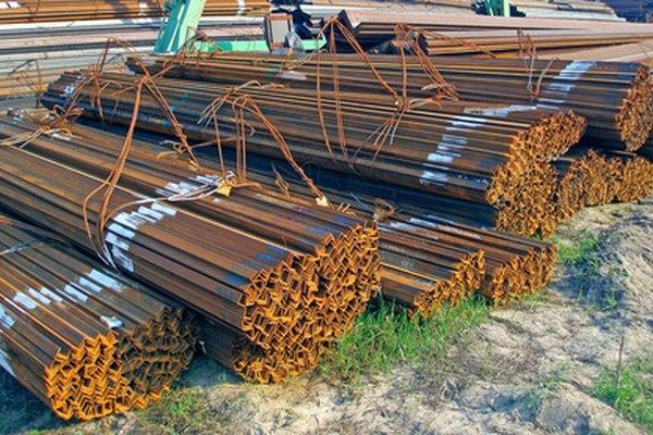 Las vigas de acero son una opción en la construcción residencial.