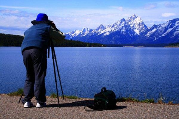 Las fotografías de la naturaleza ofrecen muchas posibilidades para las ideas de un concurso.